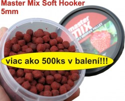 Master Mix Soft Hooker Pellet 5 mm 120 gr