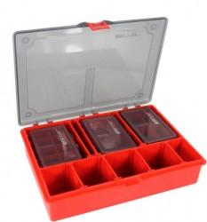 Method feeder púzdro + 6 krabičiek 27x20x5,5cm