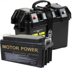 Power Box Maxi 6500 s akumulátorom 12V/65A