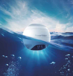 Nahadzovací sonar PowerSeeker