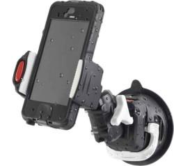 Nadstaviteľná základňa s držiakom pre mobil s prísavkou