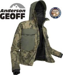 1288fbc553d5 Geoff Anderson - bunda do pása WS 4 ( Leaf - CAMOU )
