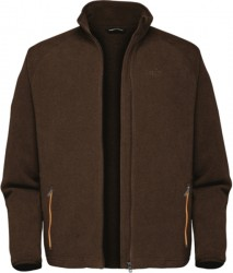 Dozer Fleece bunda (brown/hnedá)