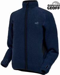 Thermal 3 pulóver Geoff Anderson - modrý