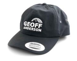 Šiltovka Geoff Anderson FlexFit vodeodolná modrá
