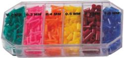 Bužírky na plaváky BOX, od 0,2mm