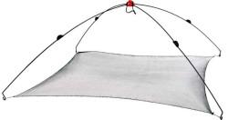 Čereň na nástrahové rybky so sieťkou 1x1m