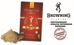 Krmivo browning champions choice 1kg no.1