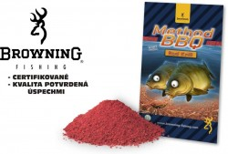 Krmivo Browning Method BBQ - 1kg Red Krill