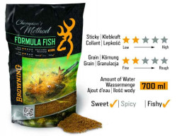 Method feeder krmivo Champions Method Formula Fish 1kg