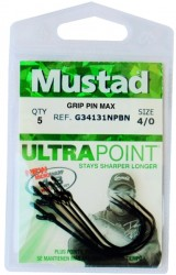 38101NP-BN-2/0, DS Hold, 5ks, Mustad