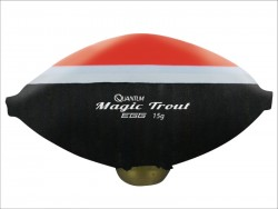Plavák Magic Trout Eg Float- vajcovitý tvar