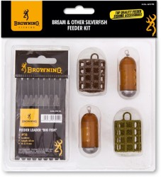 Feeder súprava Bream & Other Silverfish 12ks Browning