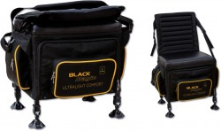 Sedací Box Black Magic Ultralight Comfort 42x42cm