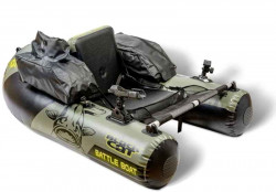 Belly boat Black Cat Battle Boat 170x113cm