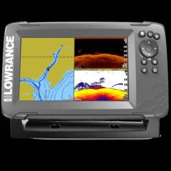 Sonar Lowrance HOOK2 - 7X GPS Chirp + DSI 120°