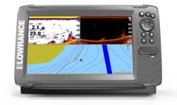 Sonar Lowrance HOOK2-9 HDI Combo SplitShot