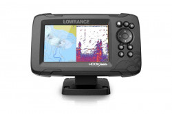 Sonar Lowrance Hook Reveal 5 50/200 HDI ROW
