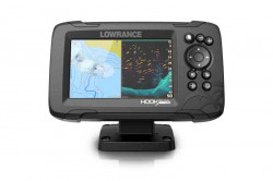 Sonar Lowrance Hook Reveal 5 83/200 HDI ROW