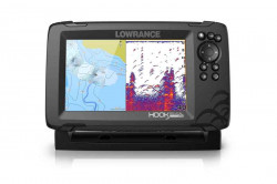 Sonar Lowrance Hook Reveal 7 50/200 HDI ROW