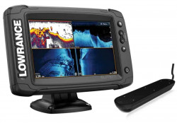 LOWRANCE Elite-7 TI-2 Active Imaging sonda 3-v-1