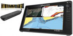 LOWRANCE HDS-16 LIVE Active Imaging sonda 3-v-1