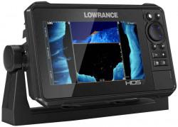 LOWRANCE HDS LIVE 7 ROW bez sondy Transducer