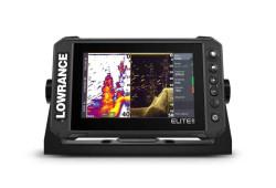 Sonar Lowrance Elite FS™ 7 so sondou HDI