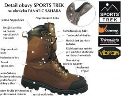 078bfd8a70 Sportstrek obuv FANATIC č.40