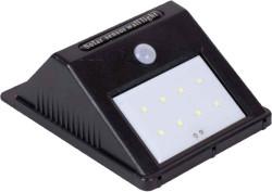 8 - LED solárne svetlo so senzorom pohybu