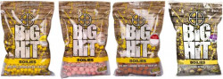 Boilies Crafty Catcher Big Hit 15mm / 1kg