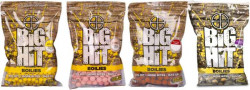 Boilies Crafty Catcher Big Hit 20mm / 1kg