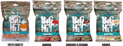 Boilies Crafty Catcher Big Hit 15mm / 250g