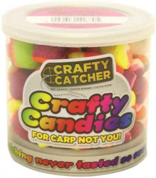 Cukríkové boilies pop up Crafty Catcher Candies 150g