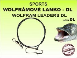 Wolframové lanko SPORTS DL