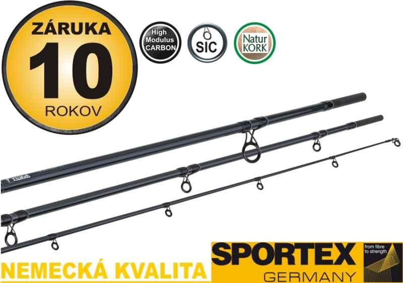 Match prúty SPORTEX XCLUSIVE FLOAT LIGHT NT 3-diel 360cm / 10-30g