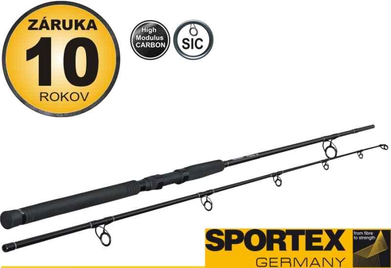 Sportex - dvojdielny prút - JOLOKIA PILK Black Edition