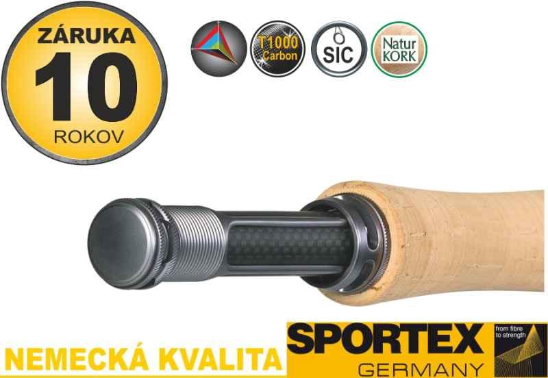 Muškárske prúty SPORTEX Synoris Fly 4-diel 300cm / aftma 8