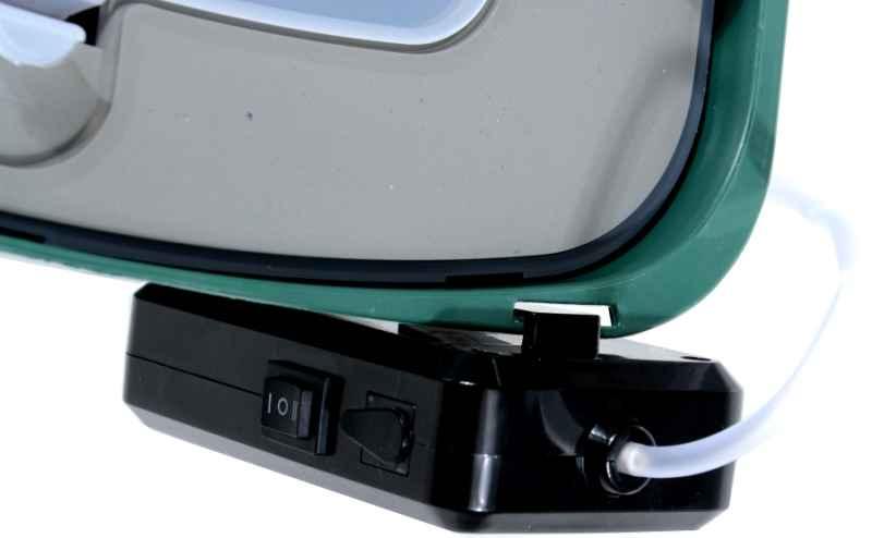 Okysličovač AA Batterie alebo USB + Vedro 7L