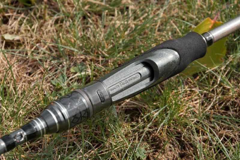 Prívlačové prúty SPORTEX Black Arrow G-3 spin 2-diel