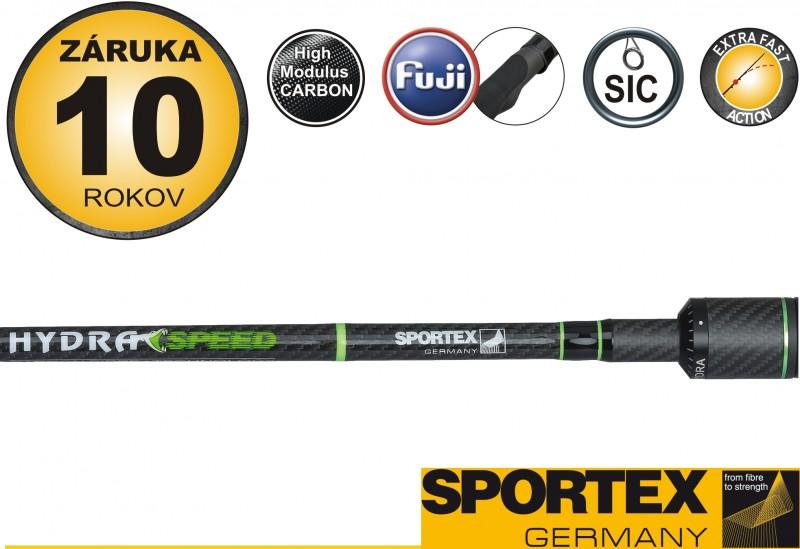 Prívlačový prút SPORTEX HYDRA SPEED UL 2402-240cm /40g / 2diely