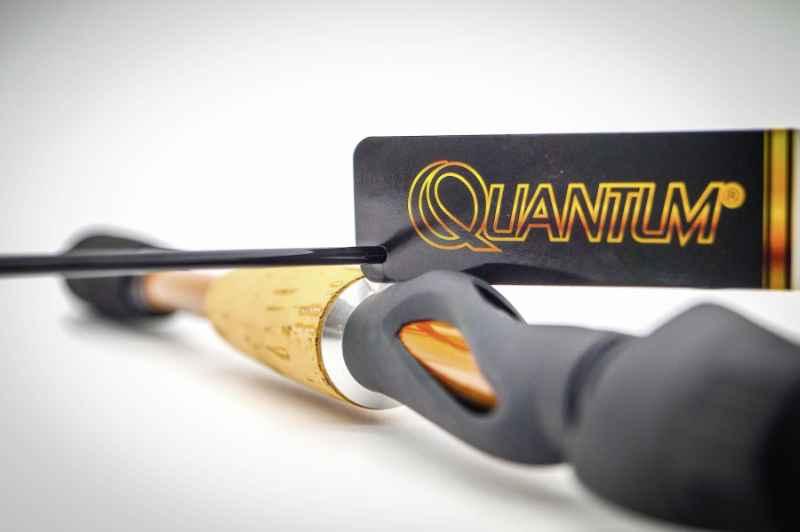 Prívlačové prúty Quantum G-Force Shad 2-diel