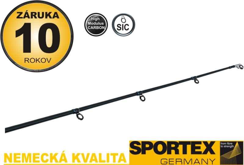 Prívlačový prút SPORTEX NOVA VERTICAL PT1903,195cm,50g