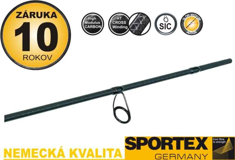 Prívlačový prút SPORTEX Curve Spin PS2703,270cm,60g
