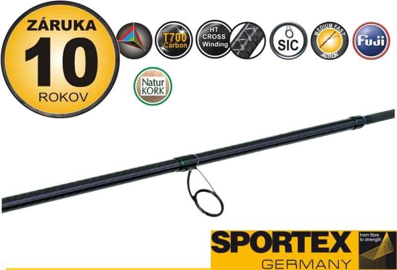 Prívlačové prúty SPORTEX Carat Special XT ultra light