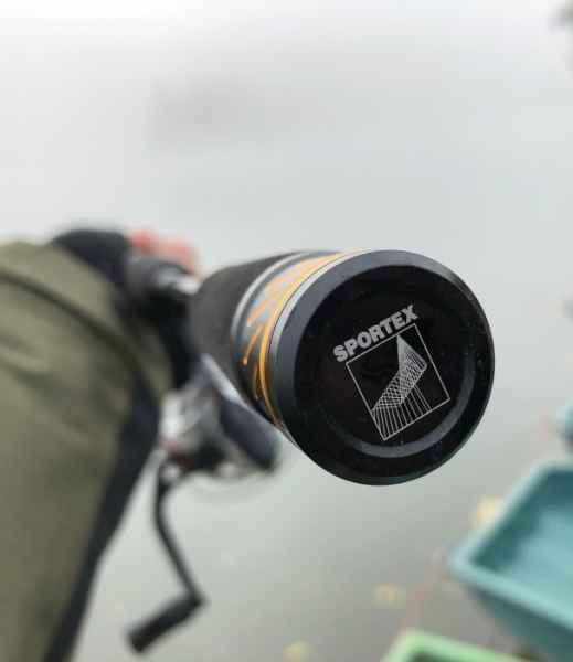 Prívlačový prút SPORTEX Black Arrow G2