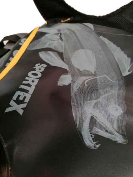 SPORTEX modulárny batoh vodeodolný TPU materiál Rozmer: 48 x 35 x 18cm
