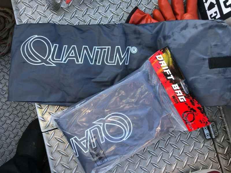 Quantum Driftovací vak