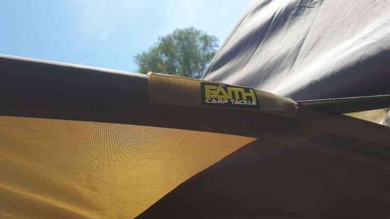 Extra veľký bivak - Faith Colossus 420x315x190cm