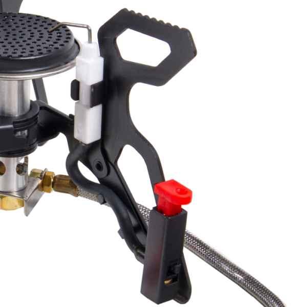 Rybársky skladací varič SPIDER PRO - piezo zapalovanie